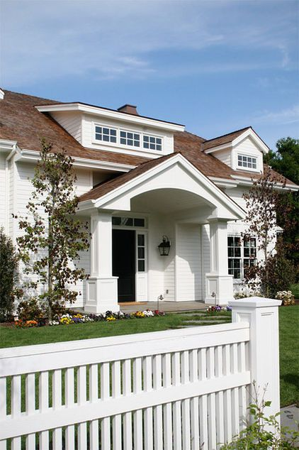 A House May Feature Multiple Dormer Styles Here A Shed Dormer And