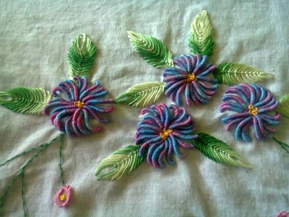 Brazilian embroidery for beginners pixshark