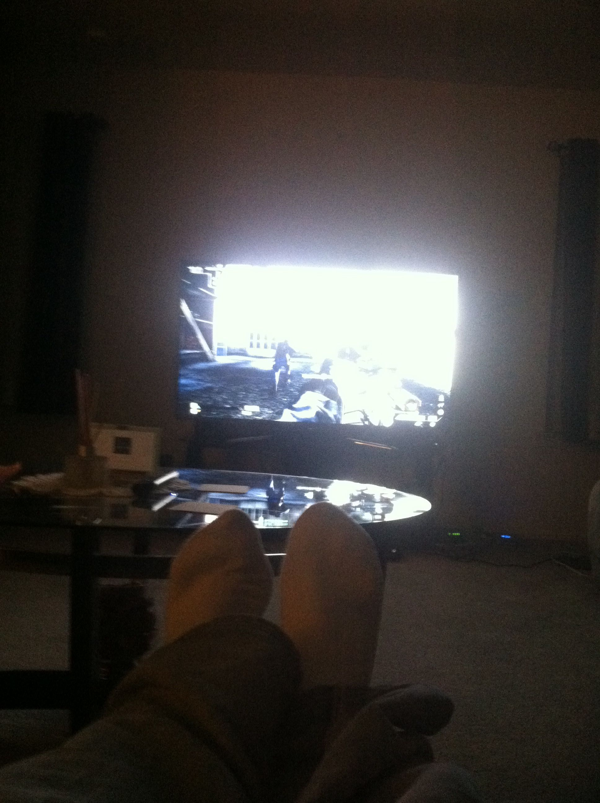 Relaxing At Home Watching Tv Nothing Else To Do But Enjoy Some