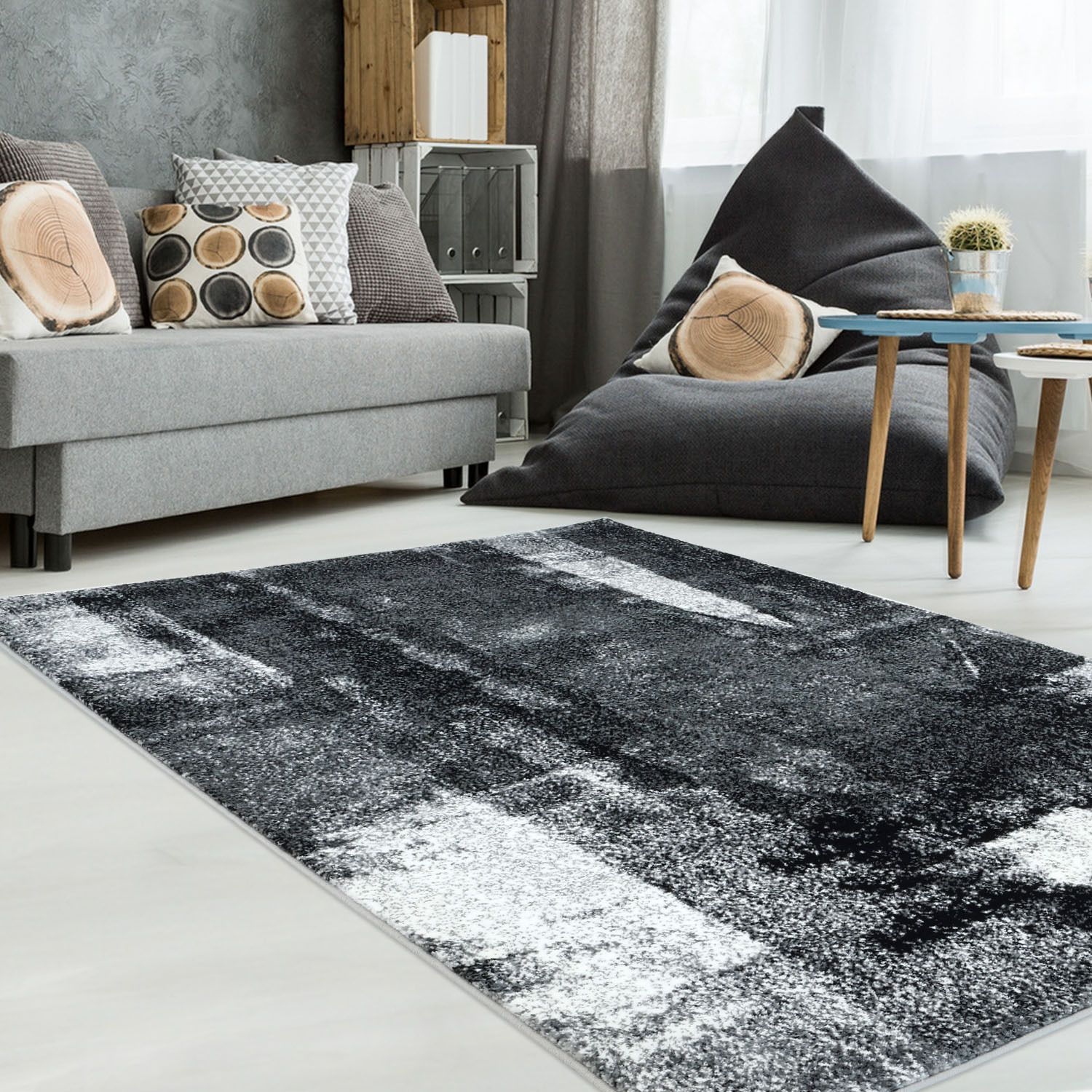 Area Rugs Modern Rugs Contemporary Abstract Home Living Room