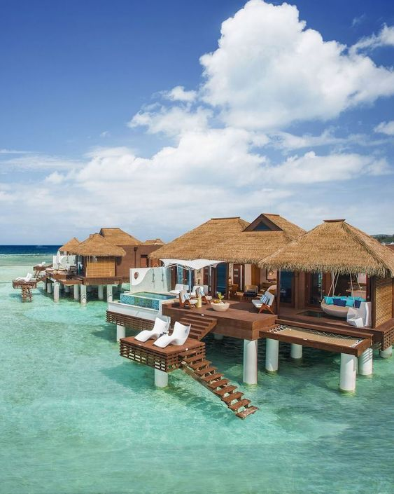 Photo of The most beautiful water bungalows worldwide: our top 7 hotels on the water – TUI.com travel blog ☀