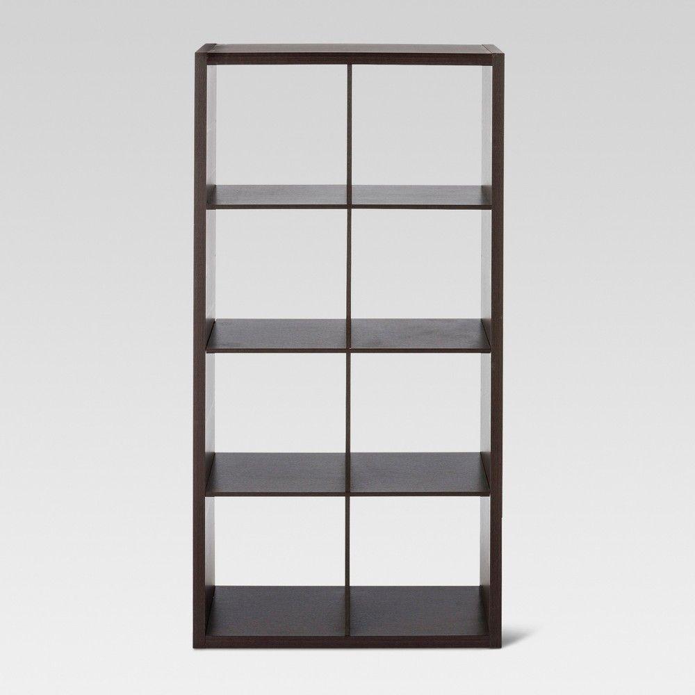 8 Cube Organizer Shelf White 13 Threshold Cube Organizer 8