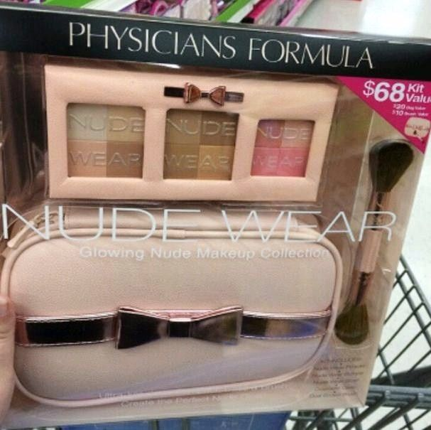 Press Preview: Physicians Formula Nude Wear Nude Makeup