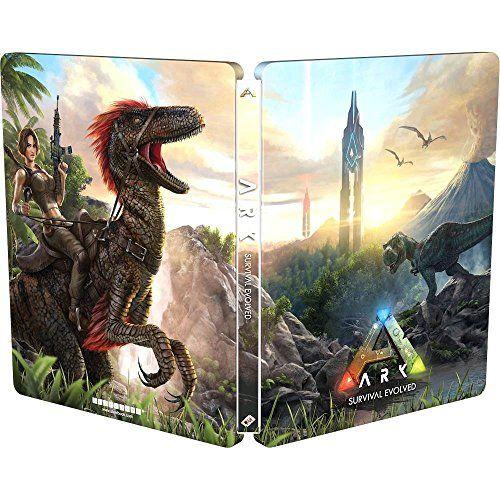 ARK Survival Evolved Steelbook Studio Wildcard Https://www.amazon.com/
