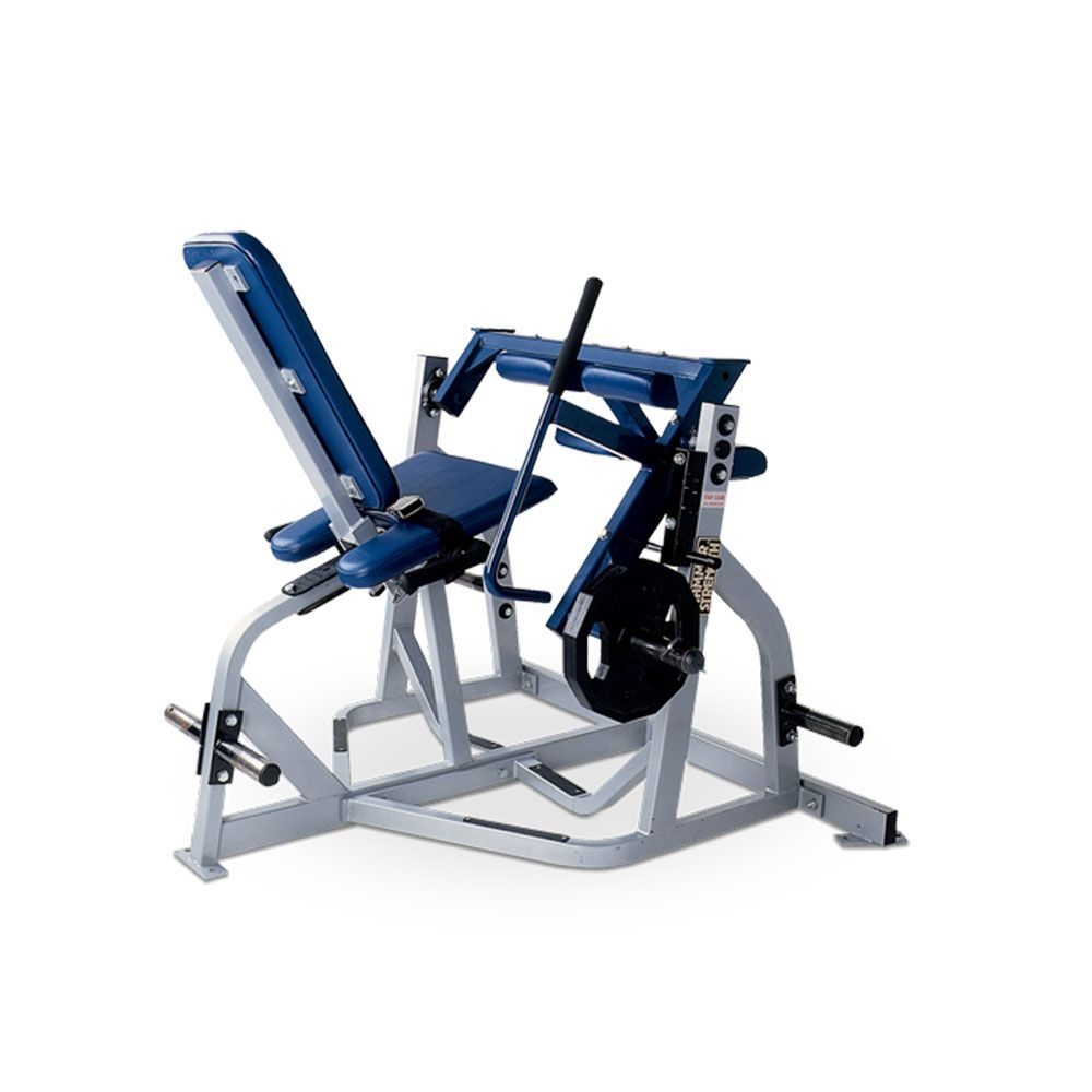 Hammer Strength Plate Loaded Seated Leg Curl | Hammer