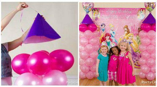 Ideas para decorar cumplea os con globos cosas de hogar pinterest ideas para and diy ideas - Como decorar una mesa de cumpleanos para adultos ...
