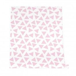 12.50 €-Pink Removable Wallpaper-Carta da Parati Rimovibile Rosa ...