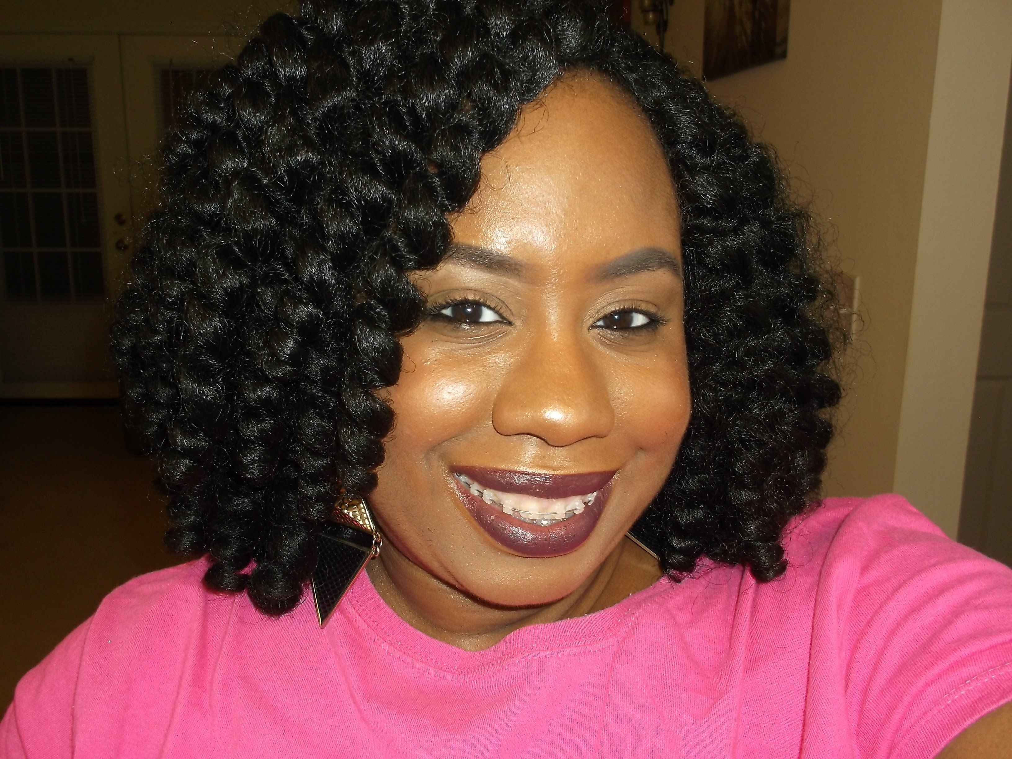 XPression Lace Front Cuevana Twist Out Bob Wig Review