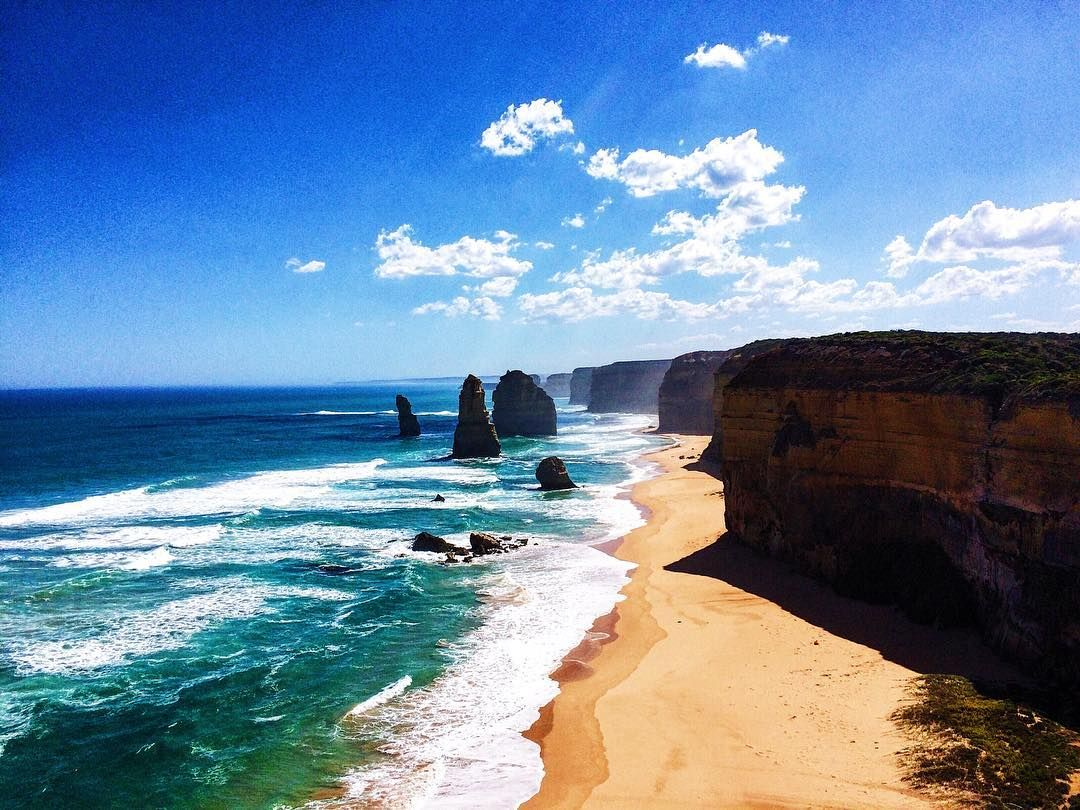 #VSCOcam  D303 #12Apostles #GreatOceanRoad #Portcampbell #Melbourne #Australia #Traveling #12사도 #그레이트오션로드 #멜번 #호주 #여행 by _brianchae http://ift.tt/1ijk11S