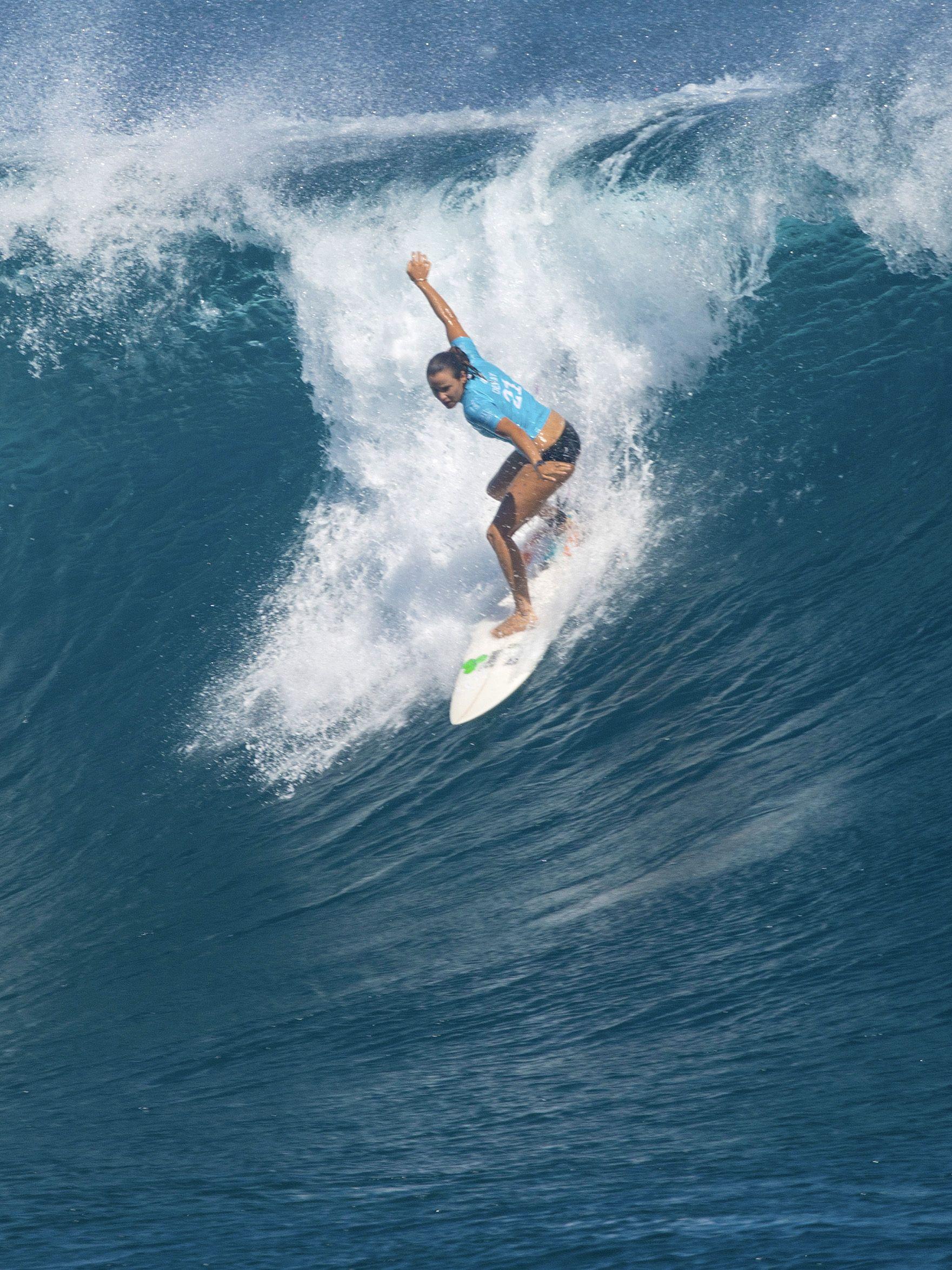 Johanne Defay in Round 1 #FijiPro