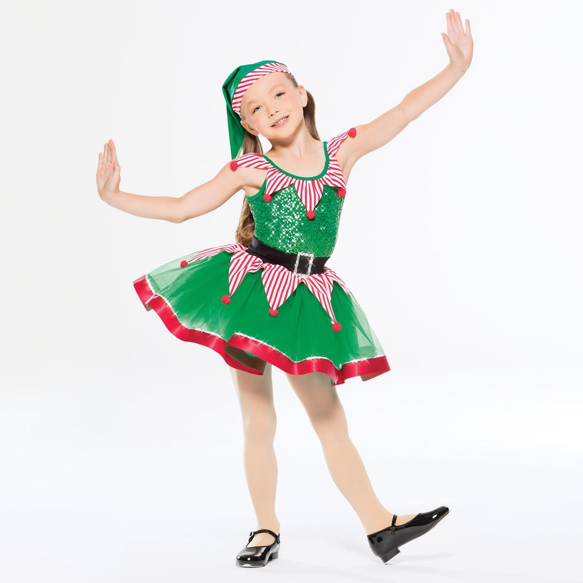 In The Toy Shop Cute Dance Costumes Christmas Dance Costumes Revolution Costumes