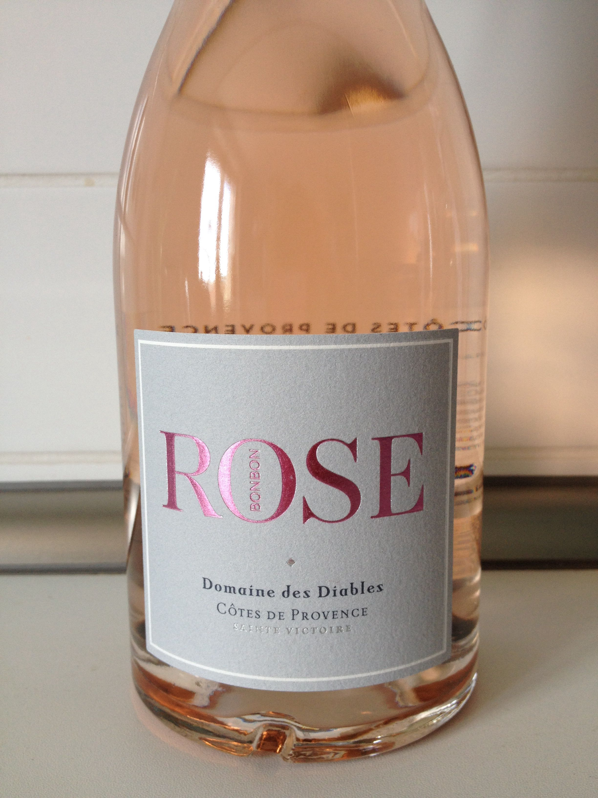 Sooo girly - Rose bonbon - vin rosé