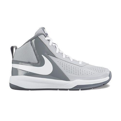 Nike Team Hustle D 7 Kids' Basketball Shoes