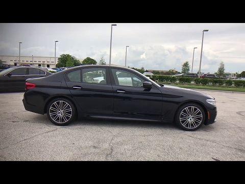 2017 BMW 5 Series Kissimmee Clermont Orlando FL G915991 FieldsBMW Florida