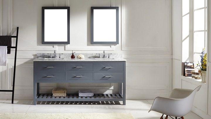 Ikea Hacks De Comoda A Lavabo Doble Para El Bano Lavabo Doble
