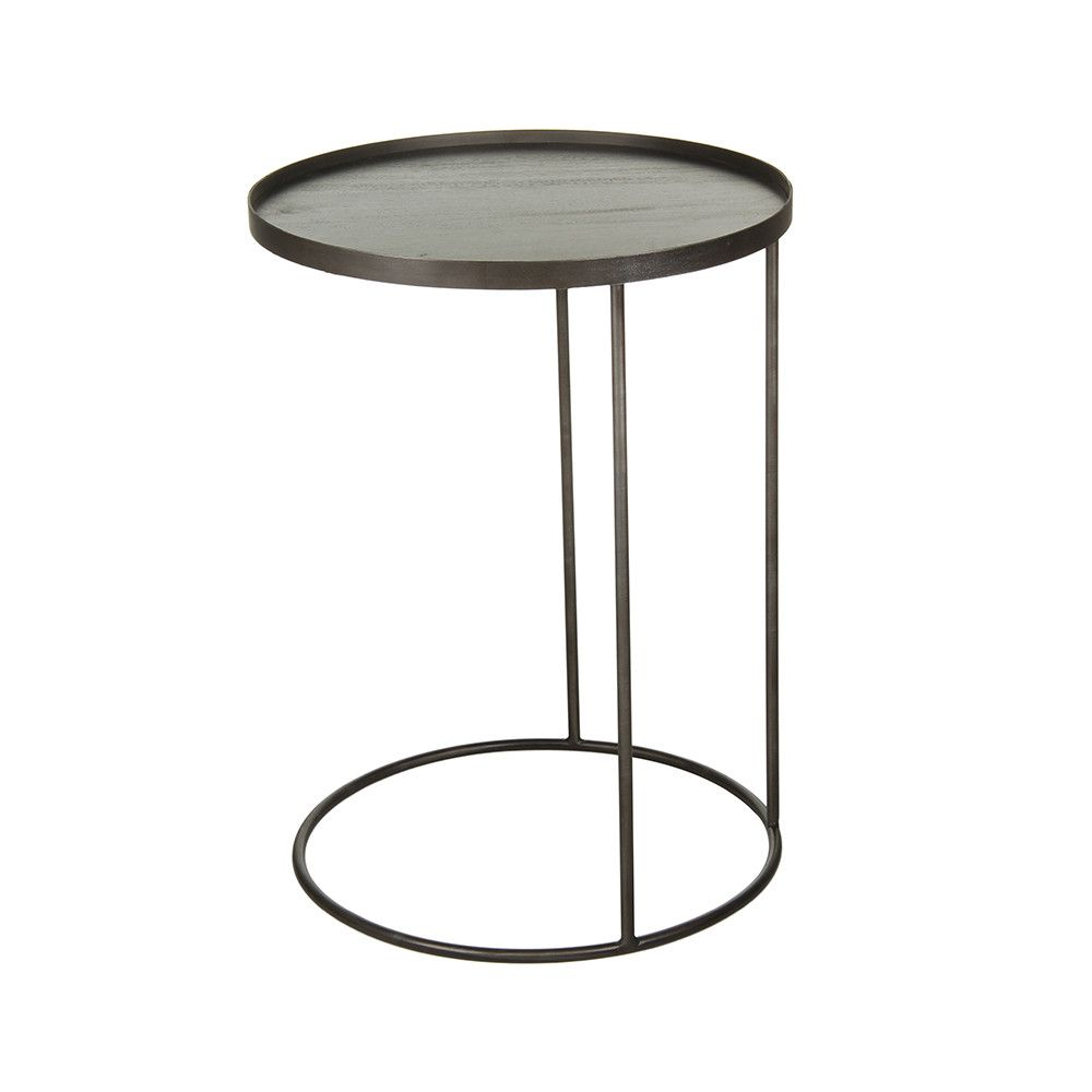 Buy Notre Monde Round Tray Table Small Round Tray