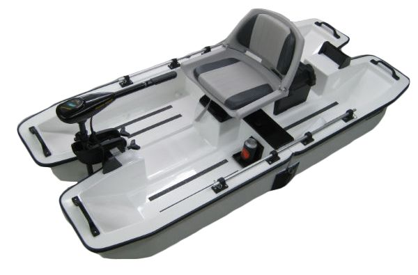 Solo Boat The Next Generation Of One Man Fishing Boats Kajak Schiff Boote