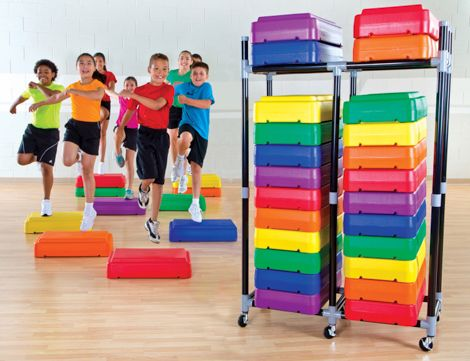 Ultrafit Classstep Fitness Steps Exercise For Kids Fitness