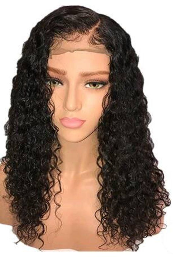 Careful Luffyhair Peruvian Kinky Curly Lace Front Wigs With Baby Hair Natural Hairline Pre Plucked Remy Hair Lace Front Wigs Hair Extensions & Wigs