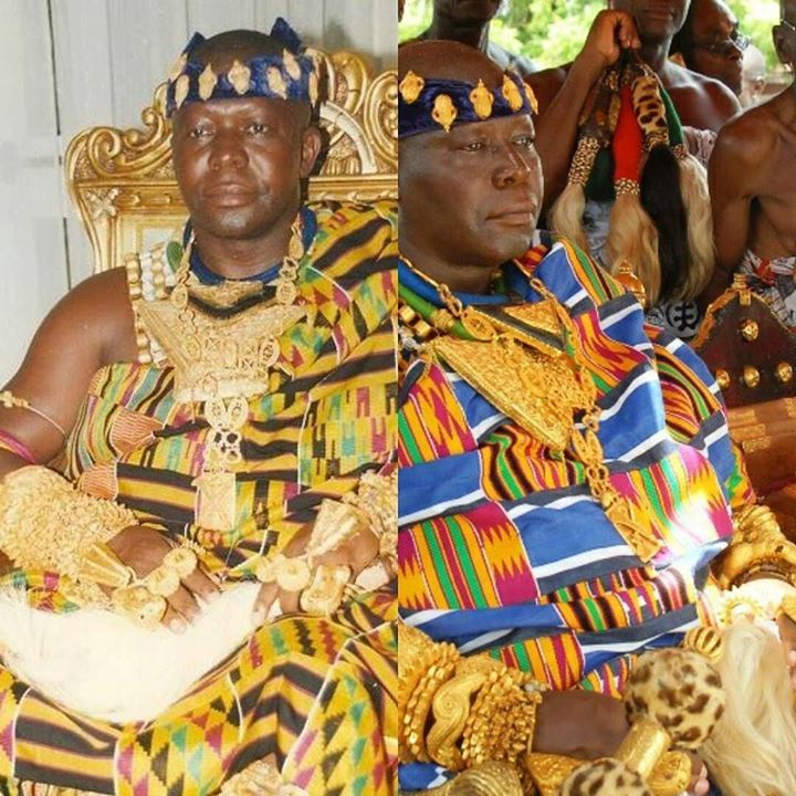 Yesterday we missed our Day 6 of celebrating #blackhistorymonth with Black royal family in the World. For this 6th Day we celebrate the Asante/Ashanti Royal family from Ghana. Meet His Majesty King Osei Tutu II 16th Asantehene ruler of Ashanti and Ashantiland. He was born on May 6th 1950 as Nana Barima Kwaku Duah the youngest of the five children of Ashanti Empress Nana Afia Kobi Serwaa Ampem II. #ghana #ashanti #blackhistory365 #blackhistorymonth#africanroyalty #blackhistoryfacts…