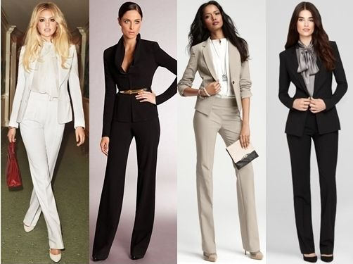 308b5462d6 Professional and Elegant Wear to Work Pants