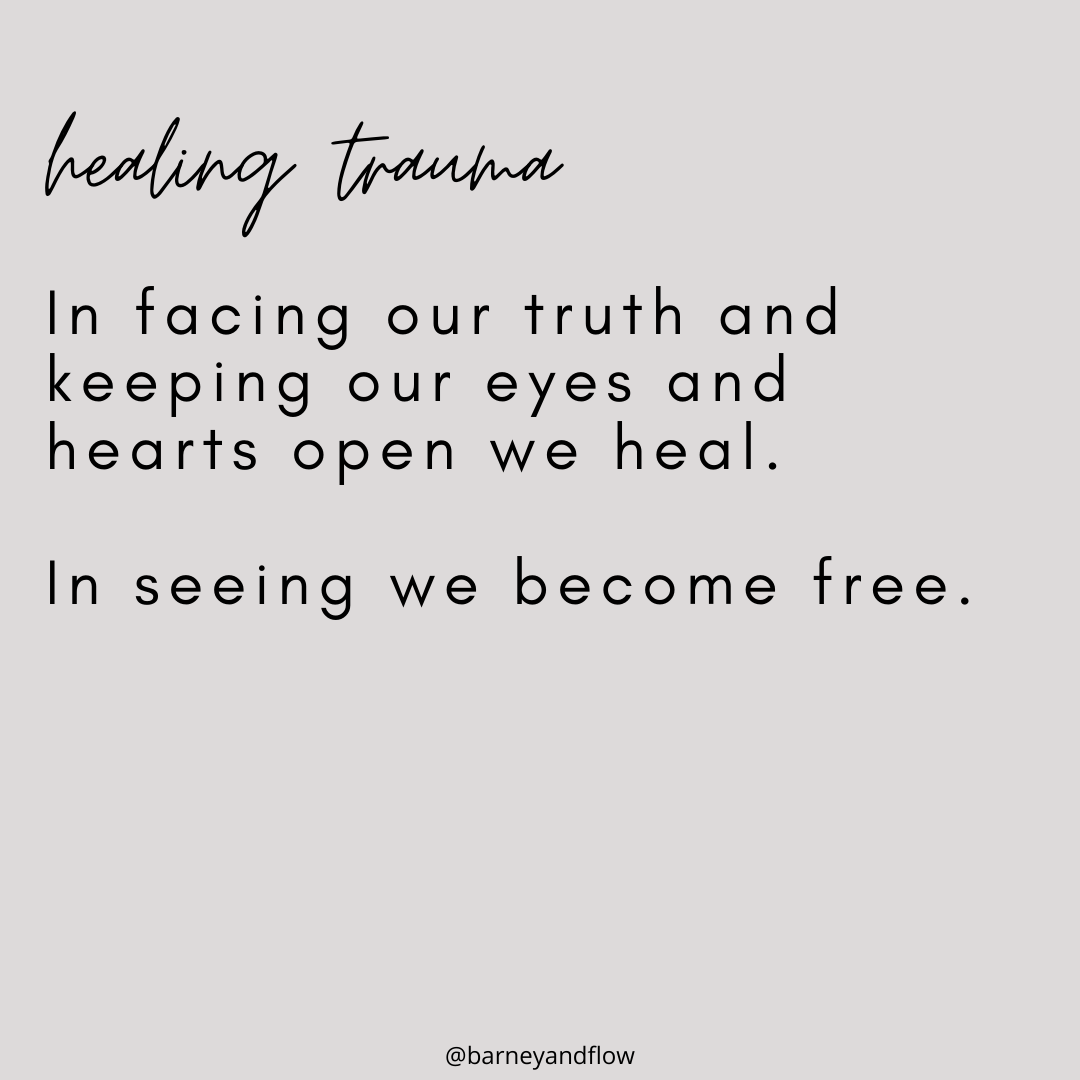 Quote Trauma Healing