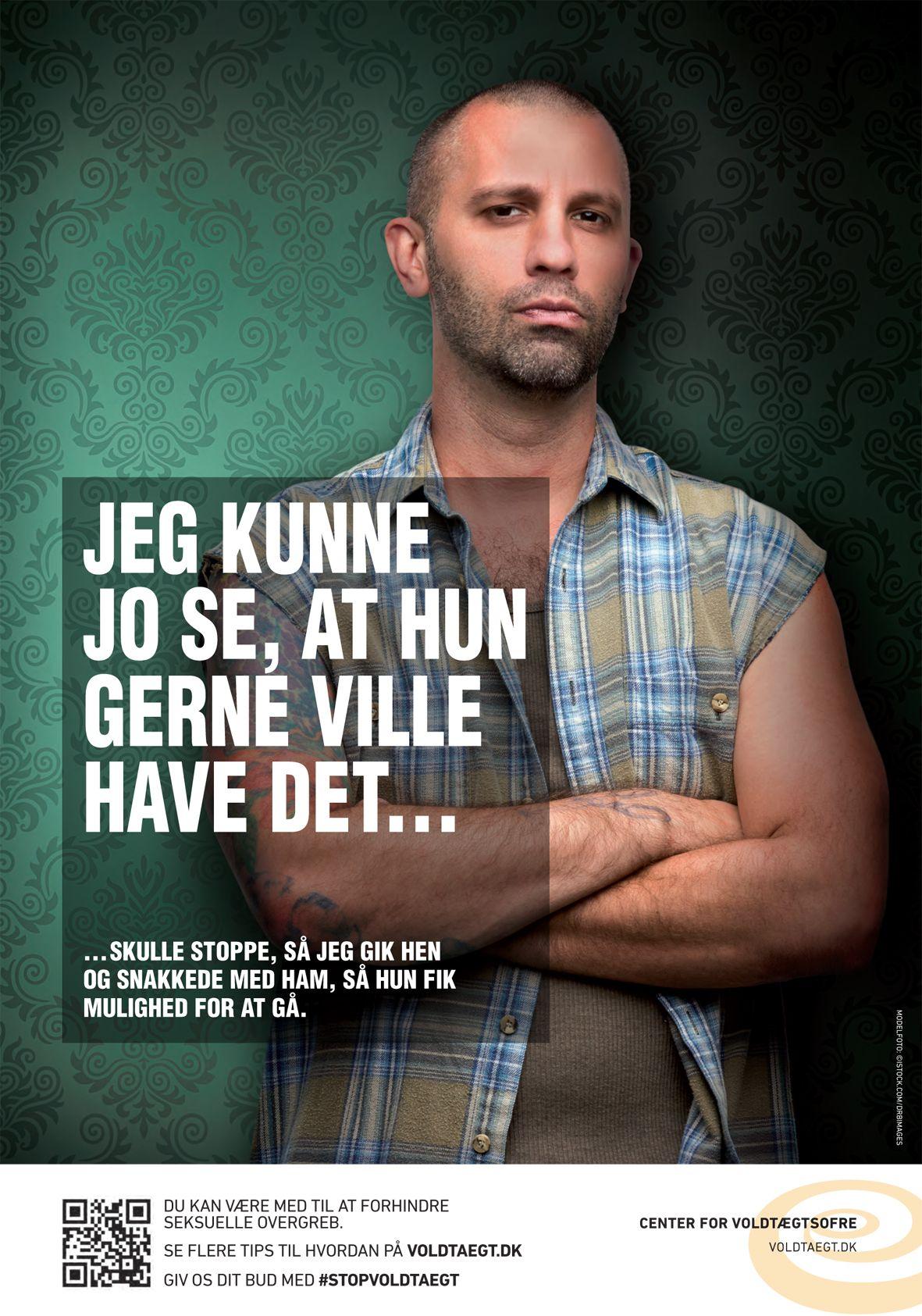 b49e947d934c Stor kampagneplakat på busstoppesteder i Aarhus