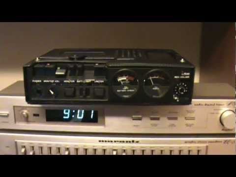 Marantz PMD 430 stereo cassette recorder  3 head mechansm