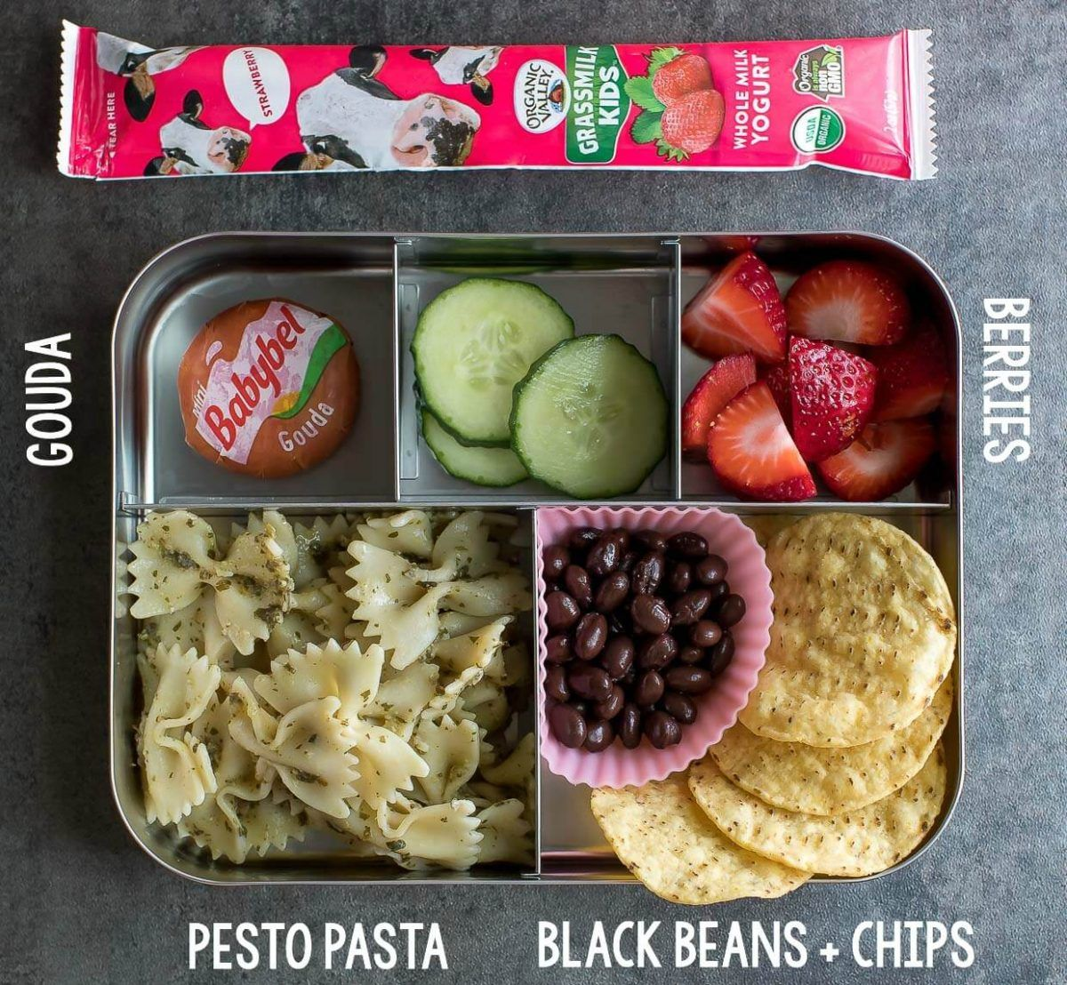Easy Lunch Ideas for Kindergarten #schoollunchideasforkids
