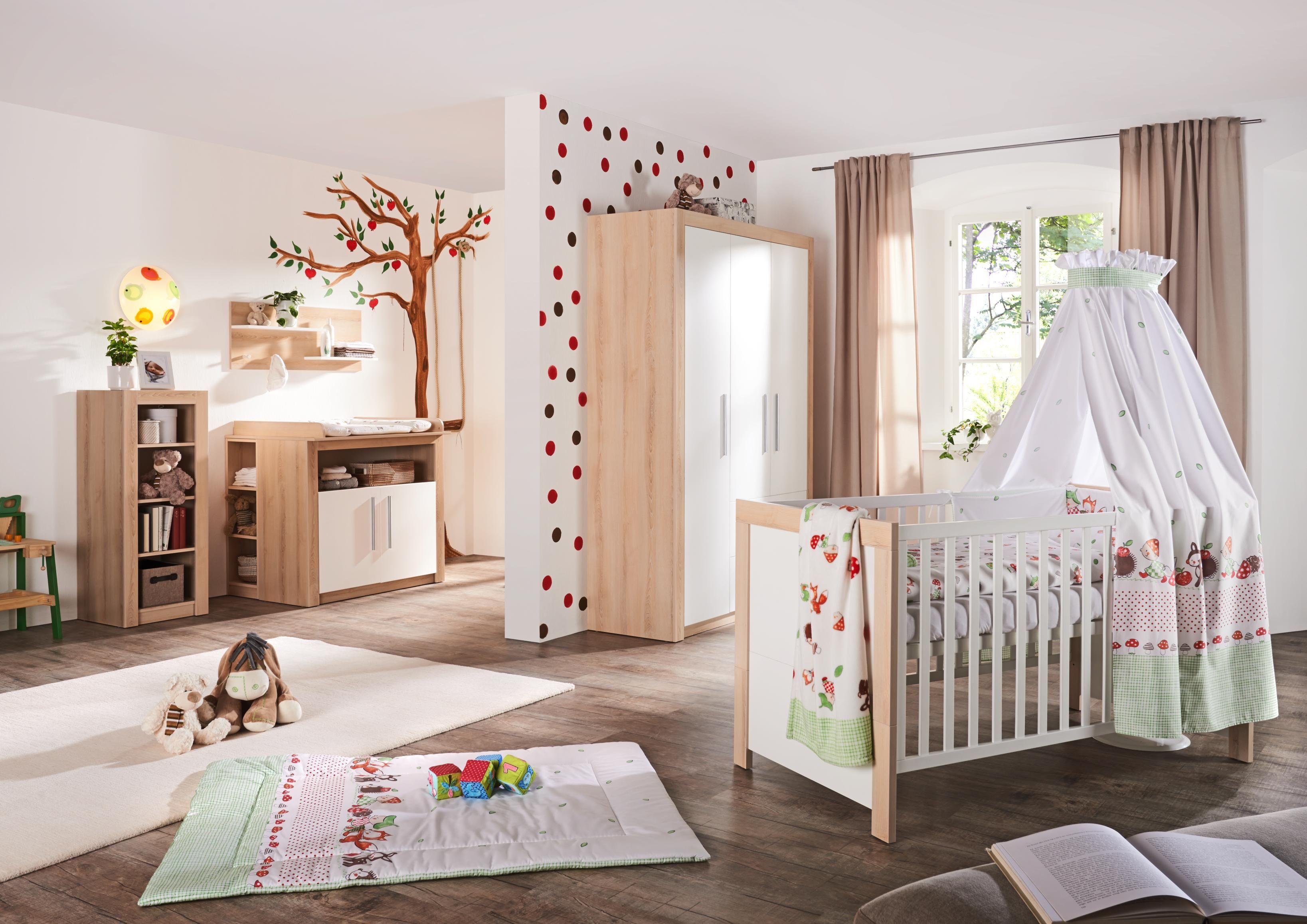 Umbauseiten Mathilda Babyzimmer Baby