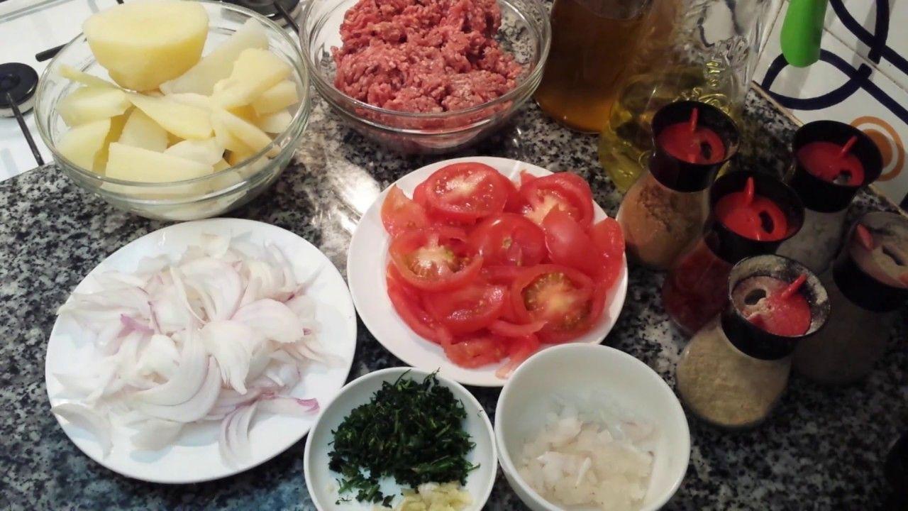 وصفات افكار وجبة في 10 دقائق صينية بطاطس بالكفتة في الفرن كوجبة خفيفة Healthy Brunch Recipes Brunch Recipes Healthy Brunch