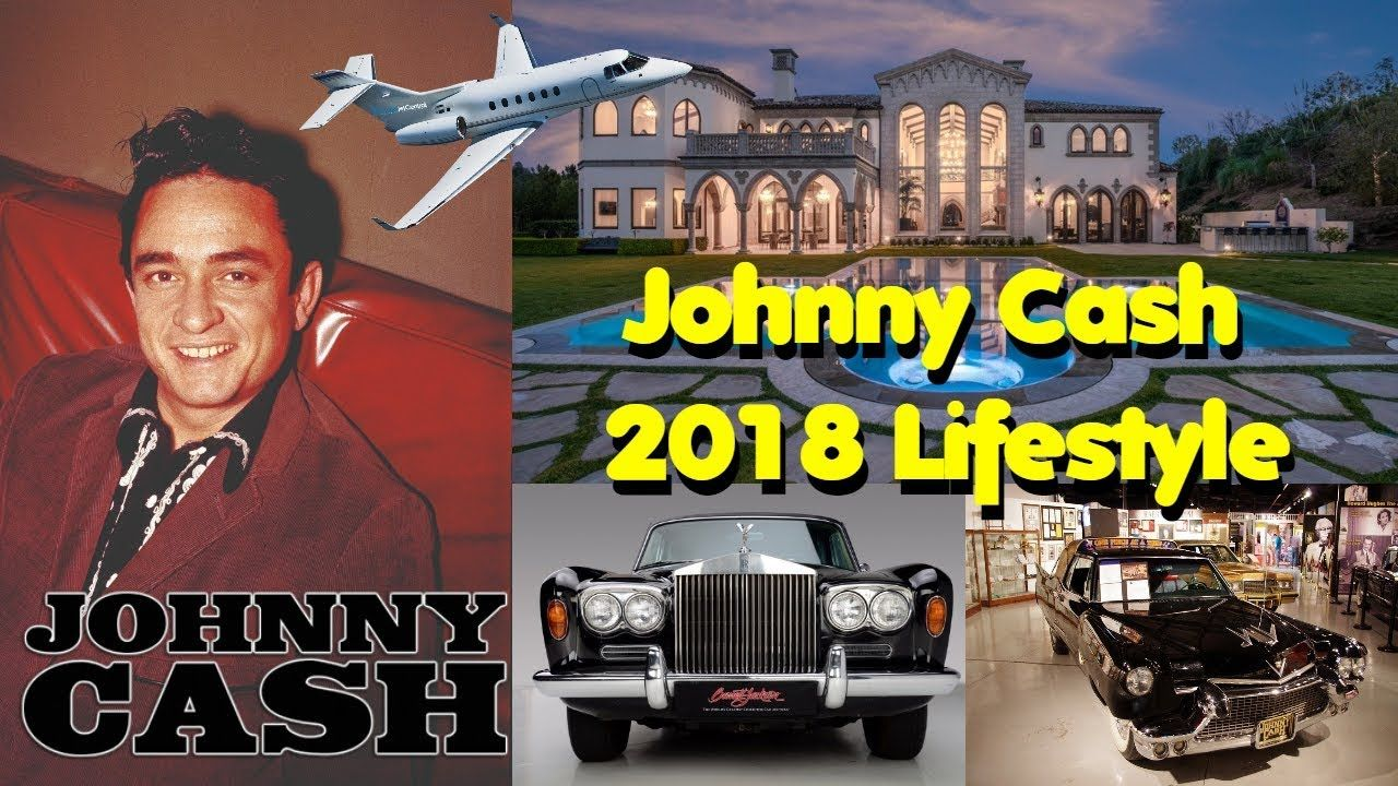 ★Johnny Cash★2018 Worth★Biography★Mansion