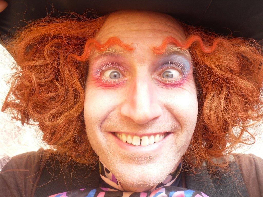 JoJoFuns Mad Hatter For Childrens Party And Events Walkabout - Childrens birthday party entertainers london