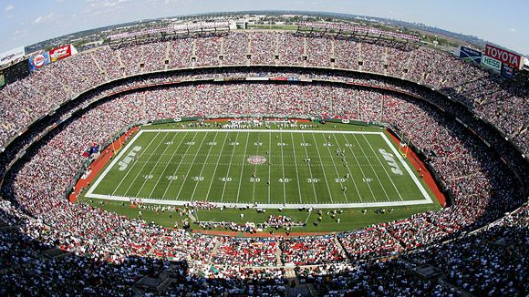 Giants Stadium Seating Chart Pictures Directions And History