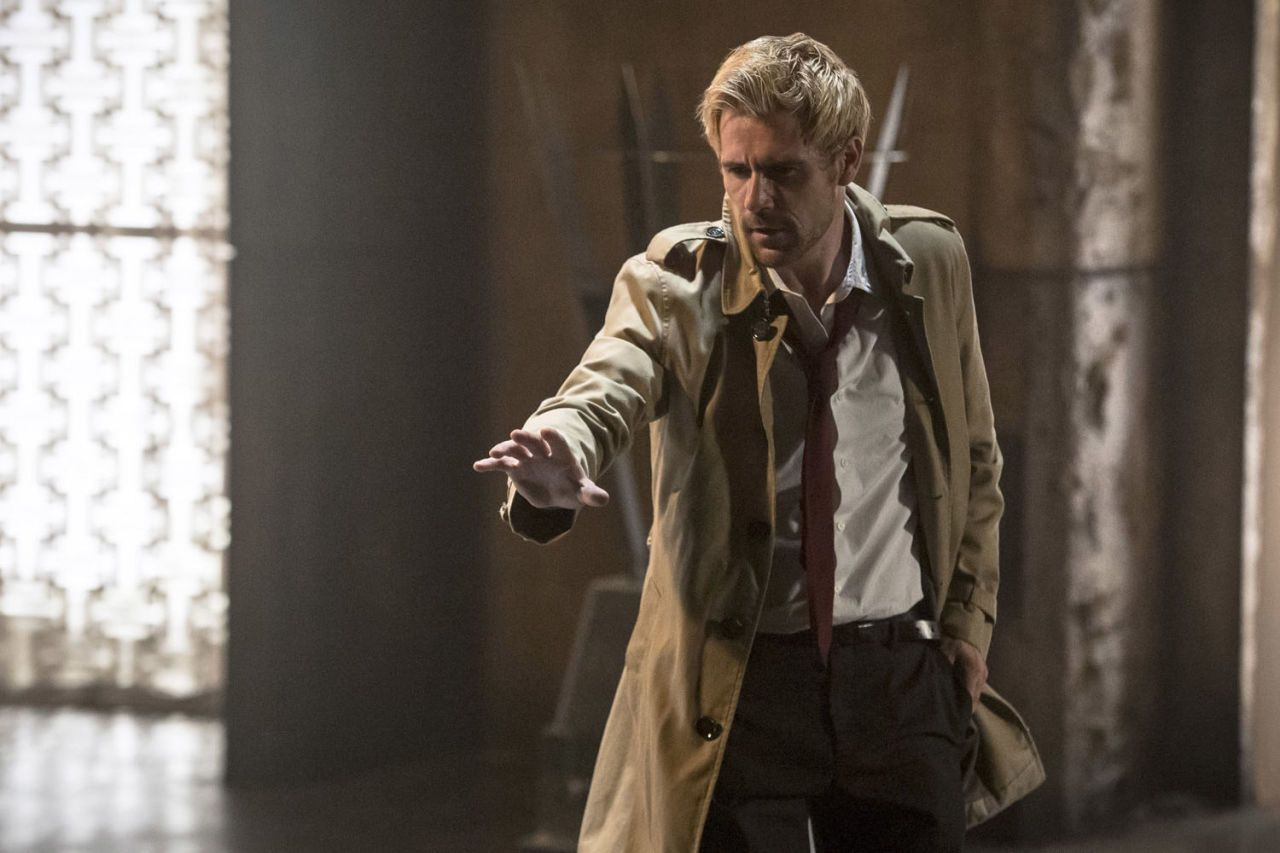 Matt Ryan Opens Up On A Constantine Comeback In 2020 Matt Ryan Constantine Matt Ryan Constantine
