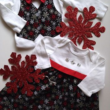 Brother Sister Matching Christmas Outfits | ... Christmas Outfits, Matching Sibling  Outfits, - Brother Sister Matching Christmas Outfits Christmas Outfits