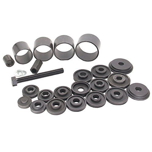 Hfs R 23pc Fwd Front Wheel Drive Bearing Removal Adapter Puller Pulley Tool Kit Wcase You Can Find More Details By Visiting Car Tool Kit Tool Kit Car Hacks