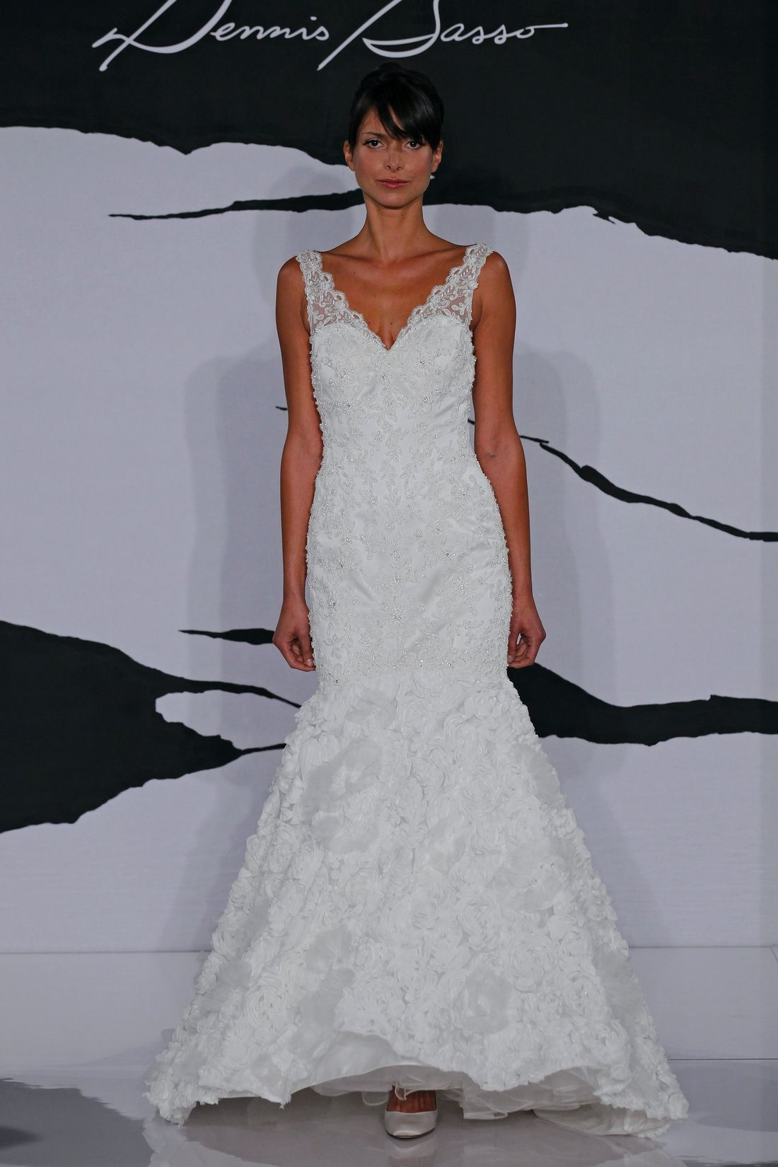 KleinfeldBridal.com: Dennis Basso: Bridal Gown: 32286987: Mermaid ...