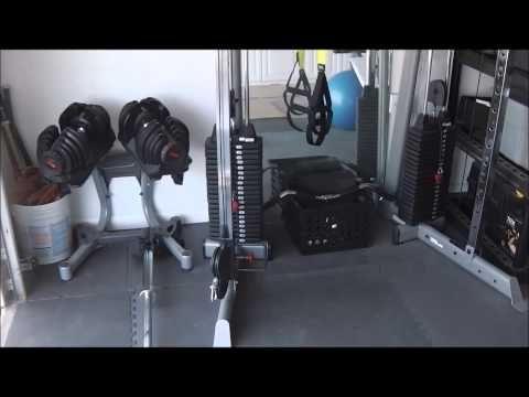 Home gym garage gym ideas home garage gym tour bodybuilding