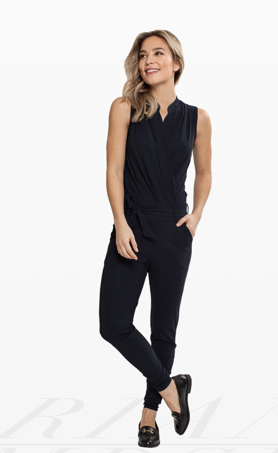 a0b659d3fa7 To nice this Marian SL Jumpsuit from Studio Anneloes | Like the Look ...