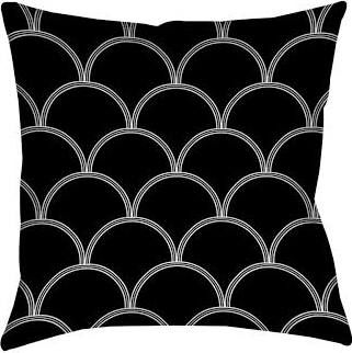 black and white pillows - Google Search