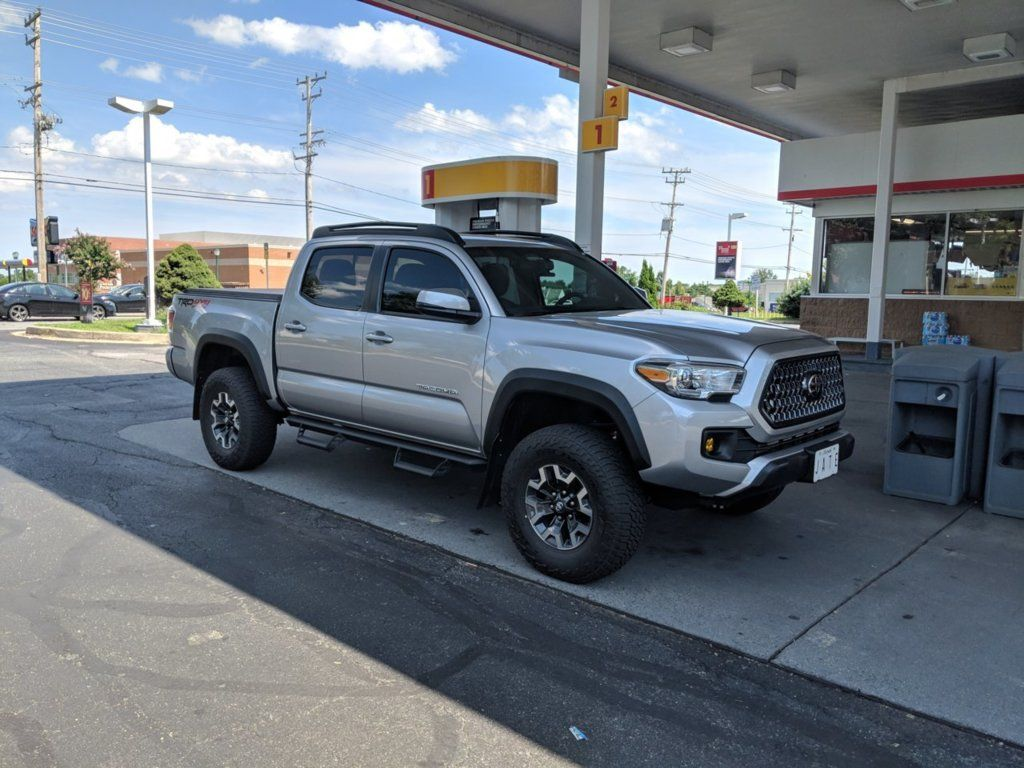 Post your 265/75 16s! in 2020 Toyota trd sport
