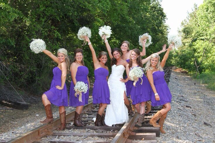 Kinda what my wedding will look like!