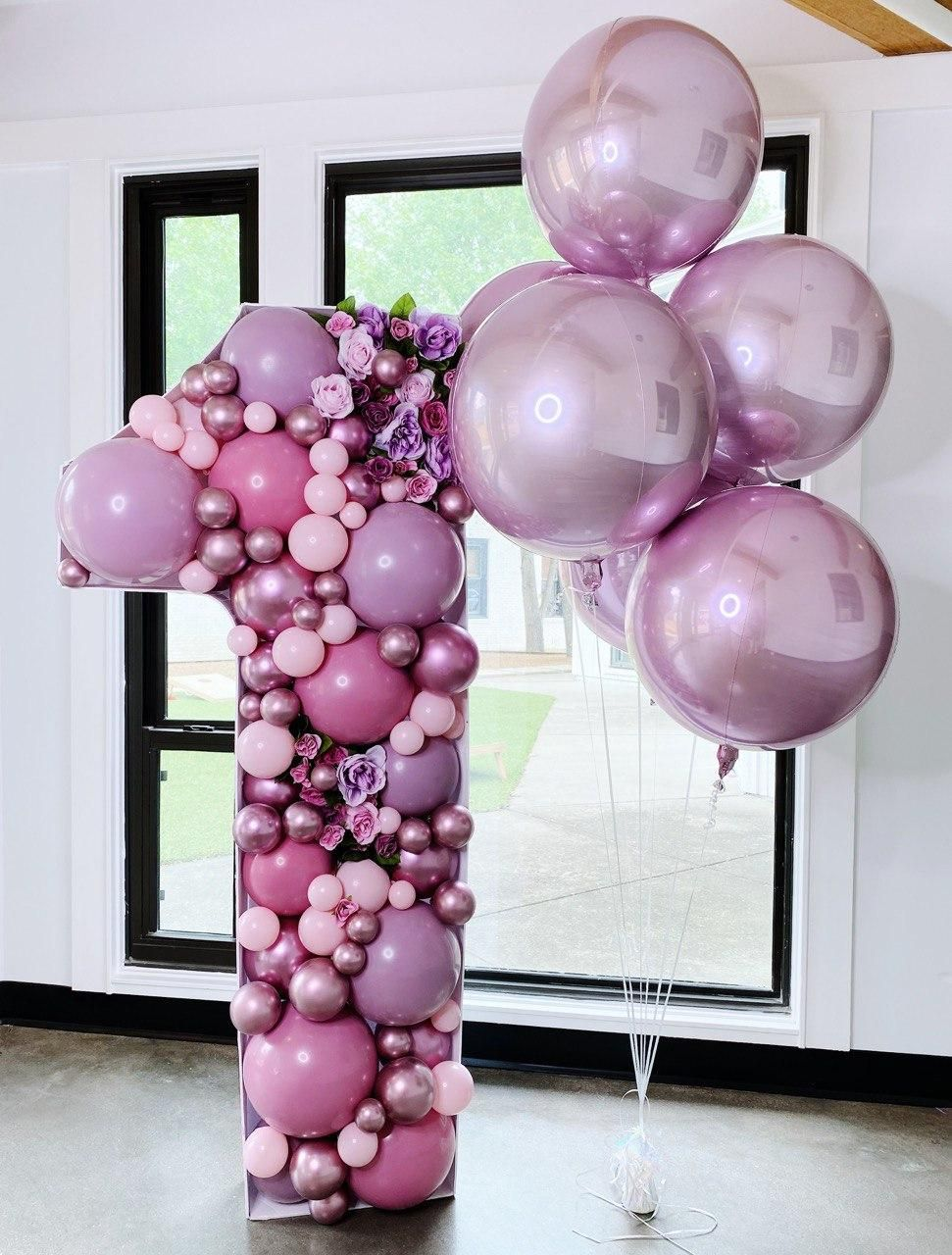 Need mosaic letter or number balloons? We offer balloons for your event. 10% off…