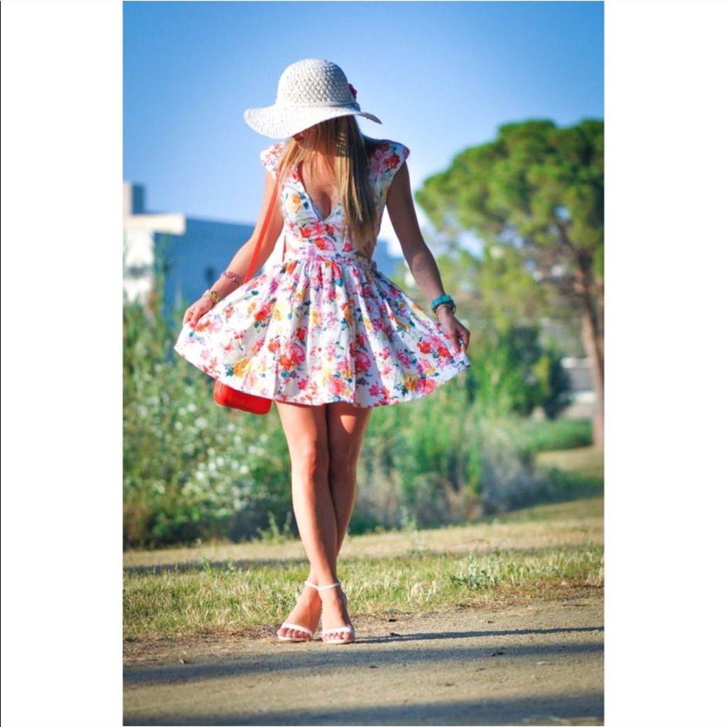 Floret Summer Dress