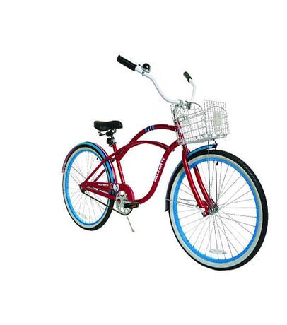 Women S 26 Inch Dynacraft Hello Kitty Limited Edition Cruiser Bike Cruiser Bike Hello Kitty Cruisers