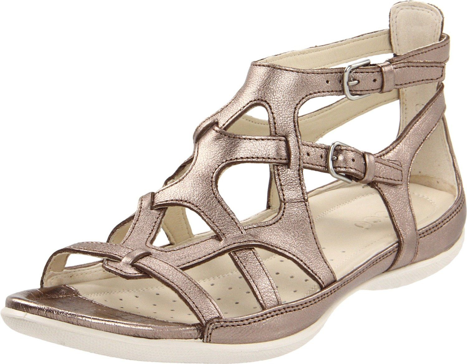ecco sandals for travel