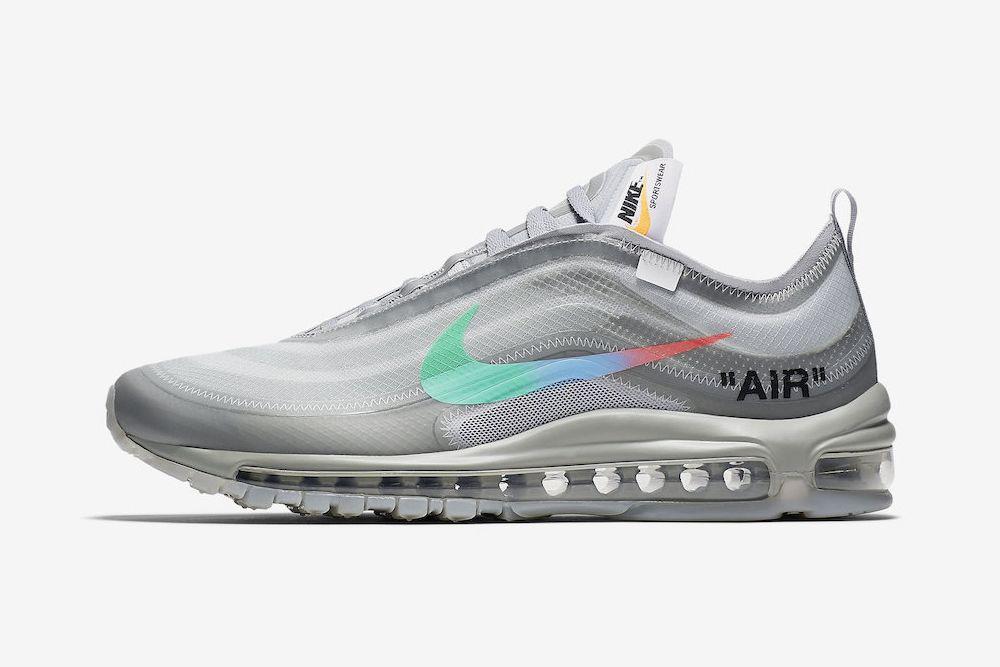 """Undefeated x Nike Air Max 97 """"White"""" Zajawka"""
