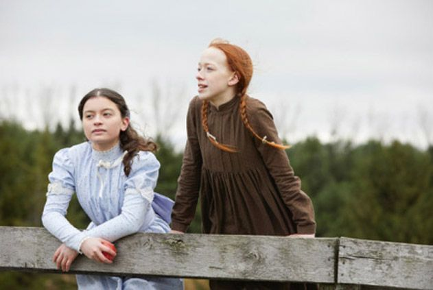 Anne With An E' Renewed For Third Season By Netflix & CBC | Green gables,  Anne of green gables, Anne shirley
