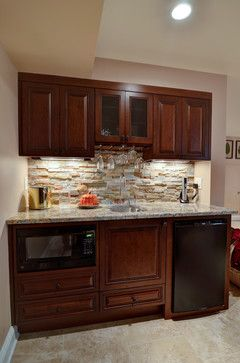 Perfect Image Detail For  Basement Kitchen Bar Design Ideas, Pictures, Remodel, And  Decor